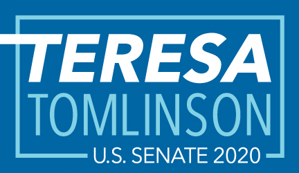 Teresa Tomlinson for Senate 2020