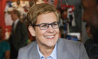 Cathy Woolard Endorses Teresa Tomlinson for U.S. Senate