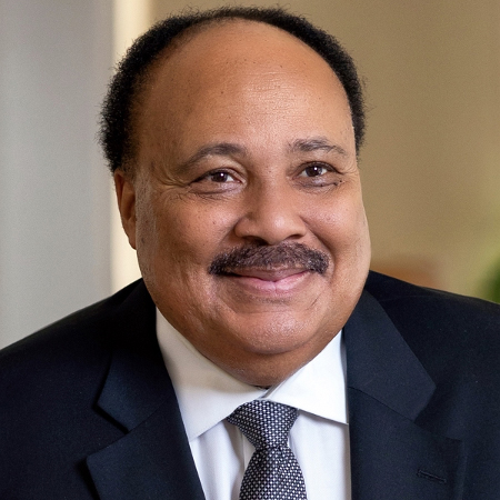 Martin Luther King III Endorses Teresa Tomlinson for US Senate